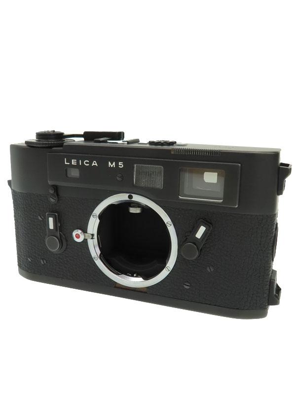 【Leica】ライカ『LEICA M5』レンジファインダーカメラ 1週間保証【中古】