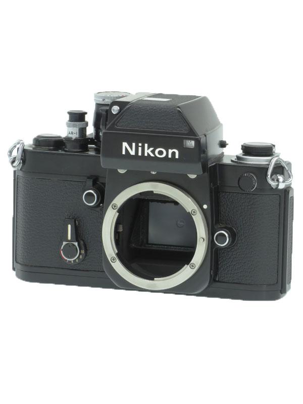【Nikon】ニコン『F2フォトミック』フィルム一眼レフカメラ 1週間保証【中古】
