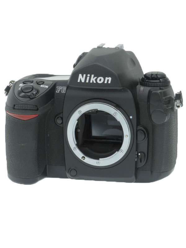 【Nikon】ニコン『F6』フィルム一眼レフカメラ 1週間保証【中古】