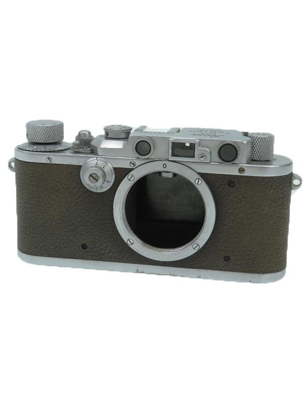 【Leica】ライカ『IIIa』レンジファインダーカメラ 1週間保証【中古】