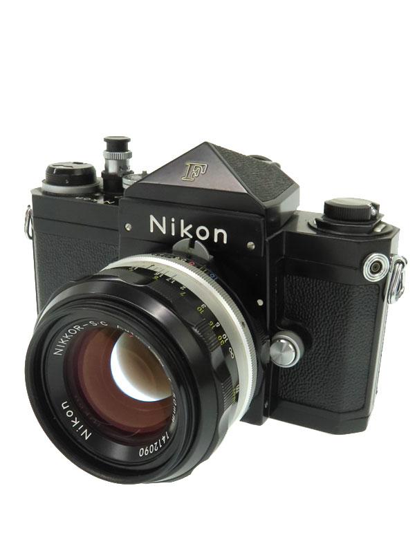 【Nikon】ニコン『F Eye Level Auto 50mm f/1.4 』フィルムカメラ 1週間保証【中古】