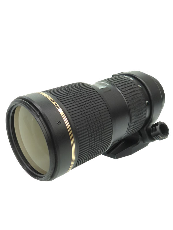 【TAMRON】タムロン『SP AF70-200mm F/2.8 Di LD [IF] MACRO』A001 ペンタックス 一眼レフカメラ用レンズ 1週間保証【中古】