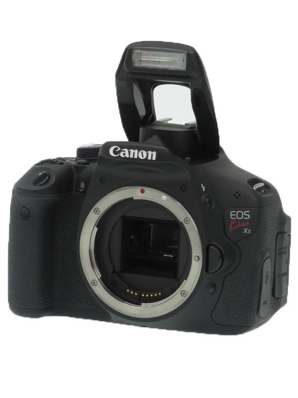 【Canon】キヤノン『EOS Kiss X5 ボディ』5168B001 デジタル一眼レフカメラ 1週間保証【中古】
