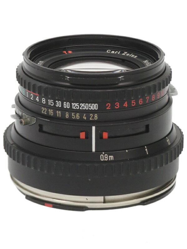 【HASSELBLAD】ハッセルブラッド『Planar C 80mm F2.8 T*』44mm相当 6×6判 中判カメラ用レンズ 1週間保証【中古】