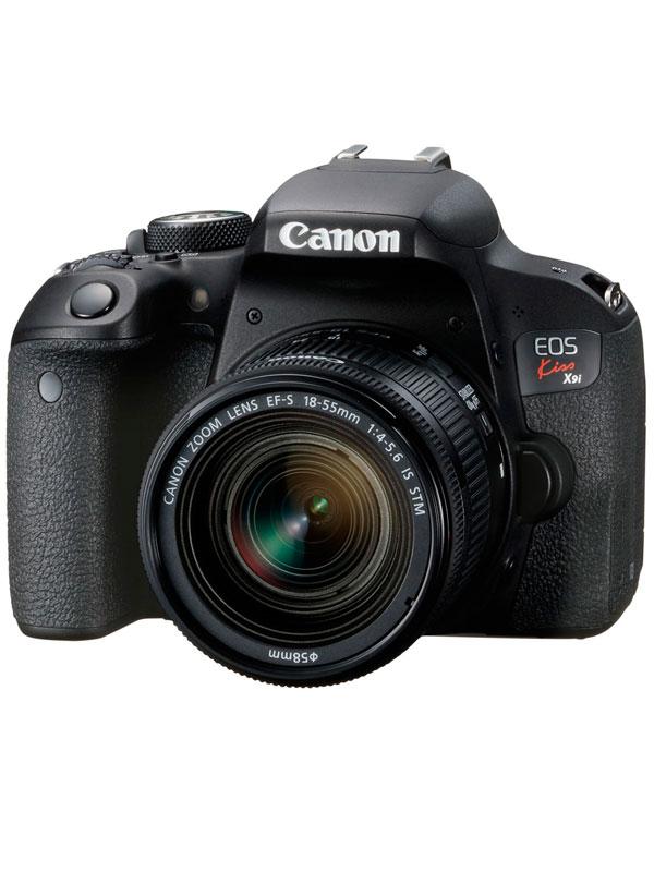 【Canon】キヤノン『EOS Kiss X9i・EF-S18-135 IS USM レンズキット 2420万画素 フルHD SDXC キヤノンEF』1893C002 デジタル一眼レフカメラ 1週間保証【中古】