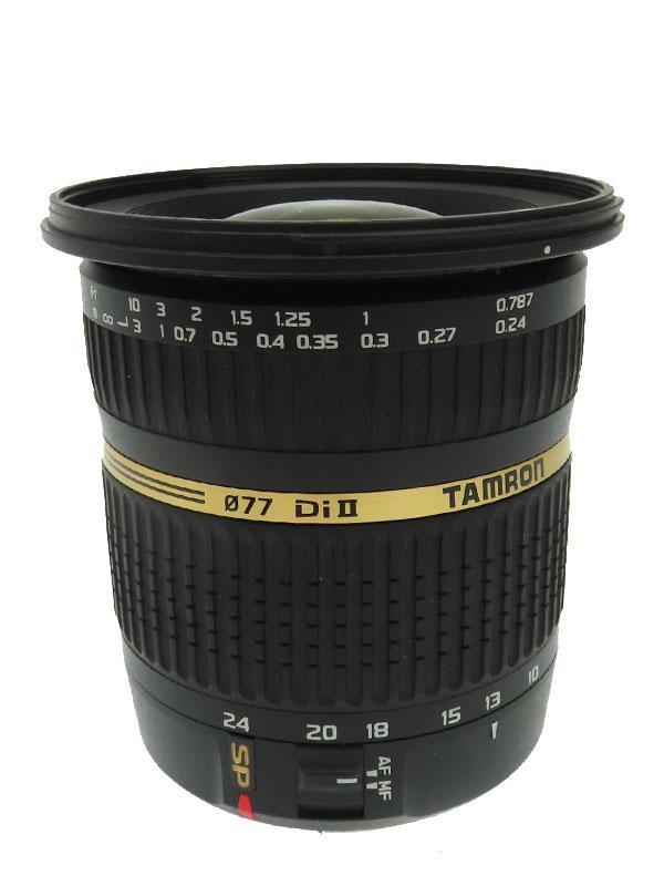 【TAMRON】タムロン『SP AF 10-24mm F/3.5-4.5 Di II LD Aspherical』B001 2008年 レンズ 1週間保証【中古】