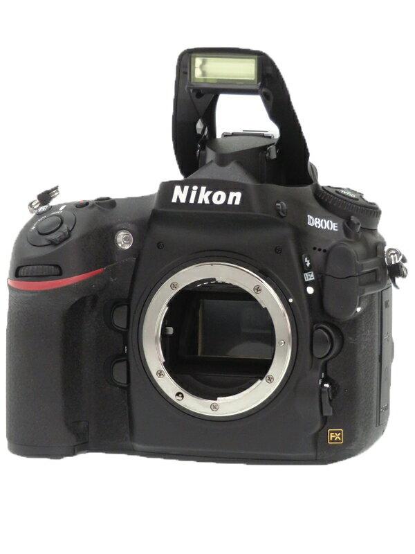 【Nikon】ニコン『D800E ボディ』デジタル一眼レフカメラ 1週間保証【中古】