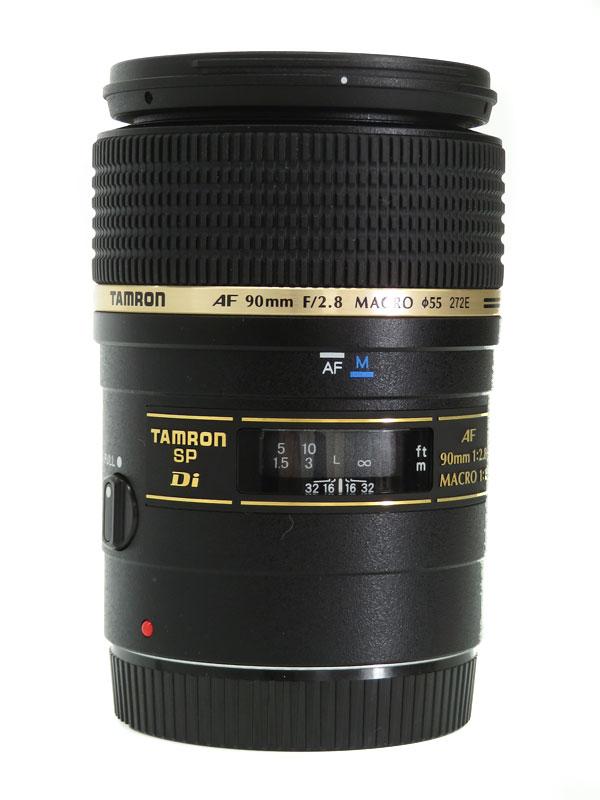 【TAMRON】タムロン『SP AF90mmF/2.8 Di MACRO1:1』272EN II レンズ 1週間保証【中古】