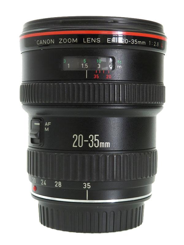 【Canon】キヤノン『EF20-35mm F2.8L』一眼レフカメラ用レンズ 1週間保証【中古】