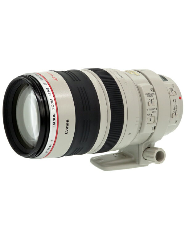 【Canon】キヤノン『EF100-400mm F4.5-5.6L IS USM』EF100-400LIS 手ブレ補正 フルサイズ対応 一眼レフカメラ用レンズ 1週間保証【中古】