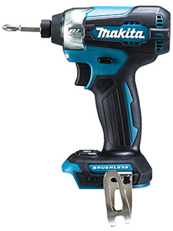 【makita】マキタ『充電式インパクトドライバ 青 本体のみ(バッテリ・充電器・ケース別売) 18V 6.0Ah』TD157DZ 電動工具 1週間保証【新品】