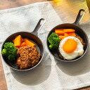 【燕三条製】ミニスキレット4個入りフライパンパーティおやつ朝食おしゃれ小サイズ小さいかわいい杉山金属日本製国産