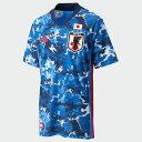 (アディダス)サッカー日本代表 2020 キッズ ホーム レ