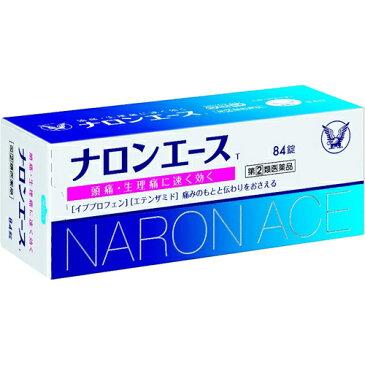 *【第(2)類医薬品】ナロンエースT 84錠