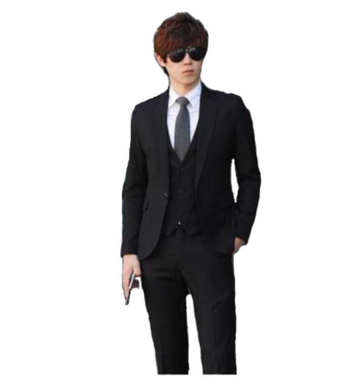 スーツ・セットアップ, スーツ  3