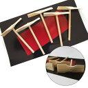 箸置き 竹とんぼ 5個セット 竹製 箸まくら 竹を細工して作...