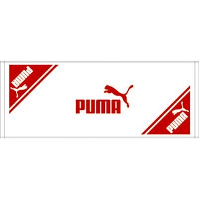 吸水性抜群のプーマスポーツタオル♪PUMA/プーマスポーツタオルA(90X35cm)869248-01