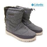 優れた防水機能と高い保温力で雨や雪の日でも快適♪Columbia/コロンビア スピンリール ブーツ2WPオムニヒート 送料無料 YU3971-030
