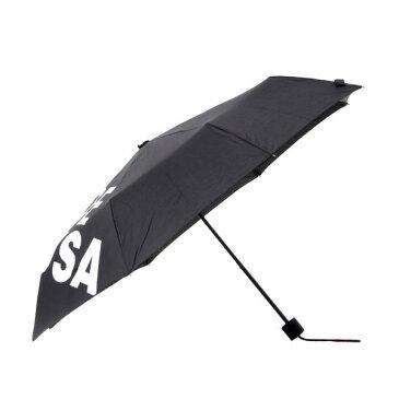 DCロゴデザインが印象的な折り畳み傘♪DC SHOE UMBRELLA 折りたたみ傘 5230J812-BKW