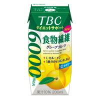 送料無料/TBCダイエットサポート 食物繊維 200ml 1ケース24本入
