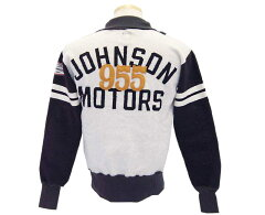 TOYS McCOY トイズマッコイ スウェット HALF ZIP SWEAT Johnon Motors 955 【smtb-k】【kb】