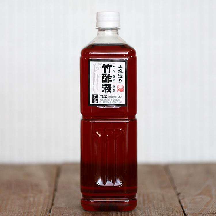 竹酢液 1L