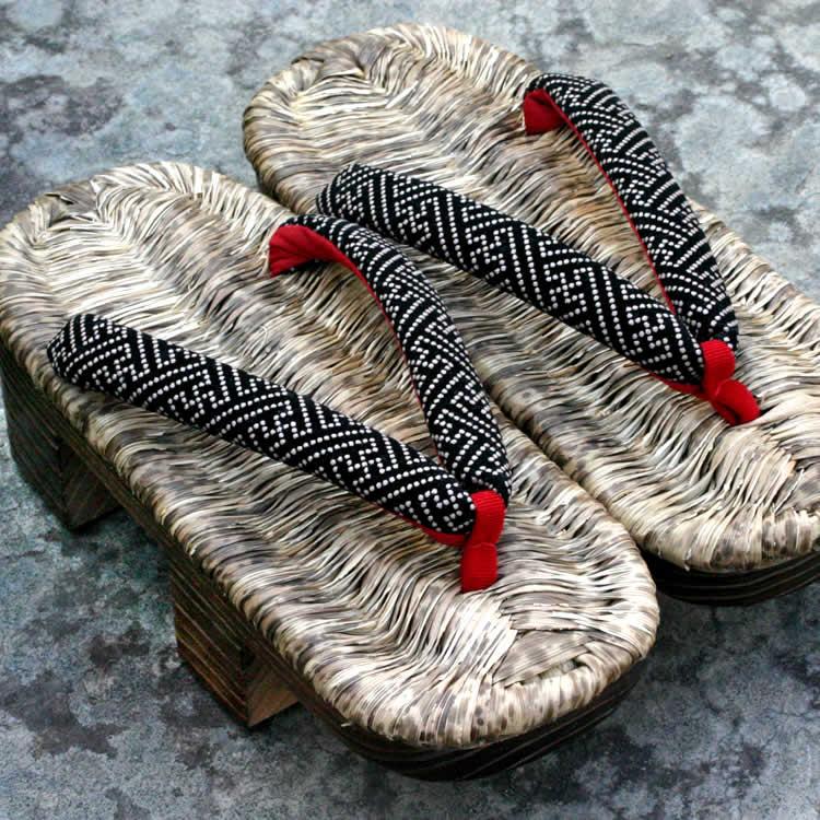 Founded 0/1894 old takeya delivered! Japanese bamboo skin skilled craftsmen ed. narrow bamboo skin woman shoe