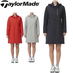 eab817b94de284 テーラーメイド ゴルフ レインワンピース レディース レインウェア TaylorMade 【KL961】【あす楽対応】
