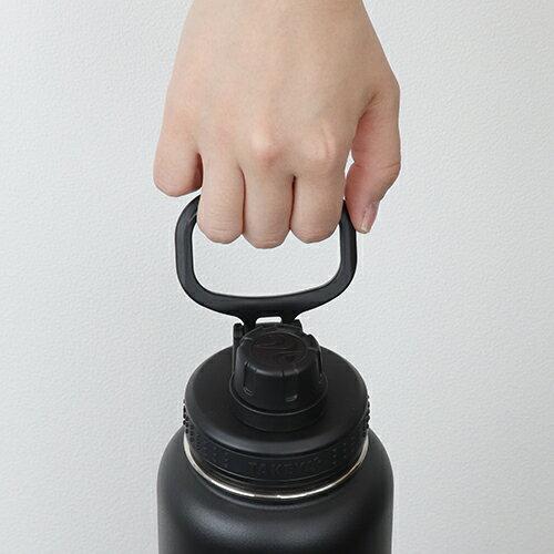 TAKEYAタケヤフラスクアクティブライン940ml【タケヤ水筒ステンレスボトル真空断熱直飲み保冷専用バンパー標準装備持ちやすくなったキャリーハンドル仕様0.94L】