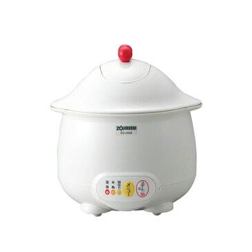 象印 EG-HA06-WB ホワイト 温泉たまご器 エッグDoDoDo 【ZOJIRUSHI EGHA06】|電気たまごゆで器 ゆで卵器 ゆでたまご器