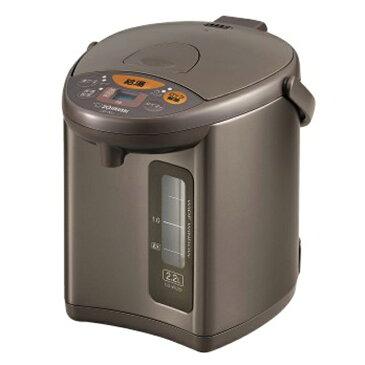 象印 CD-WU22-TM マイコン沸とう 電動ポット2.2L メタリックブラウン【ZOJIRUSHI CDWU22TM】