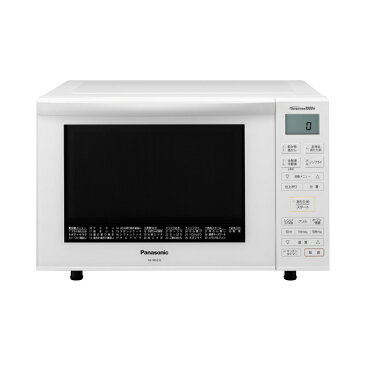 送料無料 パナソニック NE-MS235-W ホワイト オーブンレンジ エレック Panasonic NEMS235 電子レンジ|フラット 一人暮らし