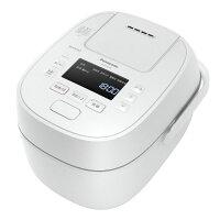 【送料無料】パナソニック可変圧力IHジャー炊飯器SR-MPW0シリーズSR-MPW100-W5.5合炊きホワイト