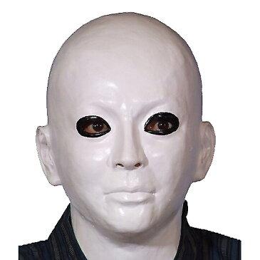 【送料無料】M2白ぬり コスプレ  コスプレ かぶりもの マスク おもしろ 面白い ハロウィン パーティー誕生日 新年会 忘年会 宴会 変装