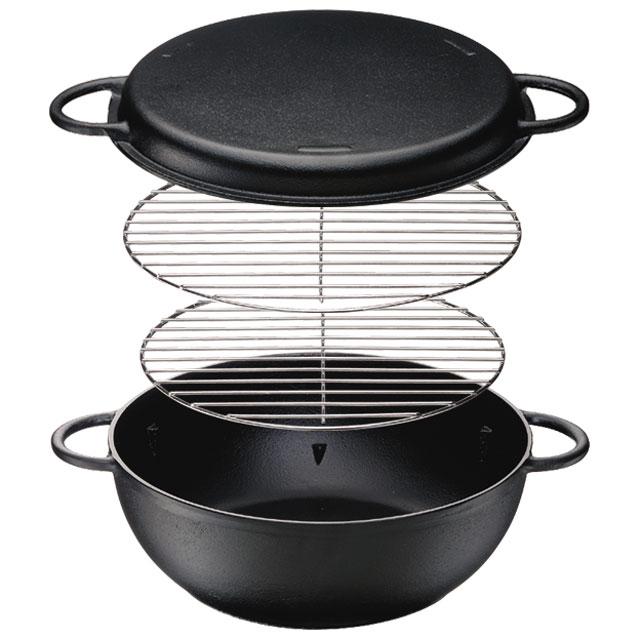 イシガキ産業『鉄人鍋』