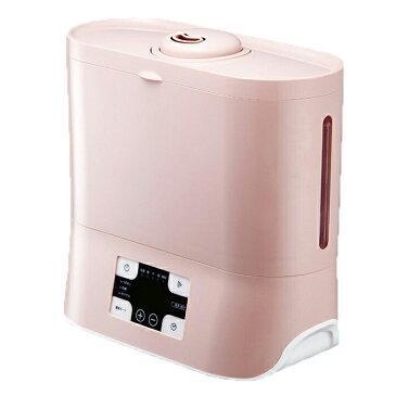 【送料無料】ドウシシャ KHS-602 PK ピンク 上部給水型超ハイブリッド式 加湿器 (洋室16.5畳)【PIERIA/ピエリア】|給水ラクラク お手入れカンタン 500ml/h 3.8L 乾燥