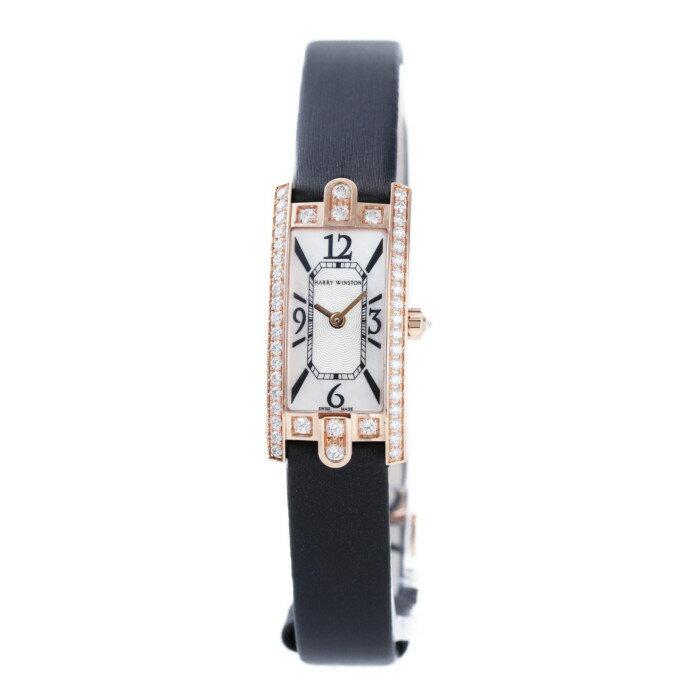【ヤマト便】【!】ハリーウィンストン AVCQHM16RR017 レディース腕時計 アヴェニューコレクションミニ|HARRYWINSTON 女性 人気 おしゃれ 高級 ダイヤモンド クォーツ