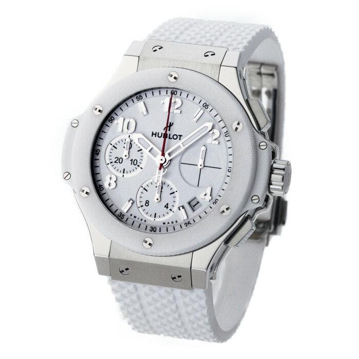 【ヤマト便】【!】ウブロ 342.SE.230.RW メンズ腕時計 ビックバン・アスペン|HUBLOT ユニセックス 男性 女性 人気 おしゃれ ビックバン ホワイトラバー かわいい
