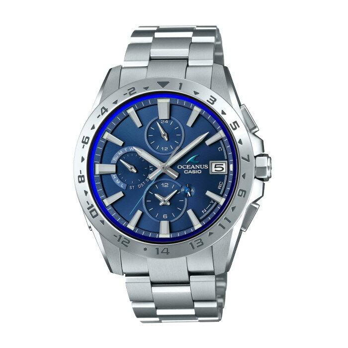 【!】カシオ OCW-T3000-2AJF メンズ腕時計 オシアナス