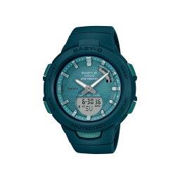 【送料無料!】カシオ BSA-B100AC-3AJF レディース腕時計 ベビーG