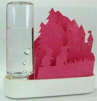 セキスイ 自然気化式ECO加湿器うるおい ちいさな森 ピンク ウサギ UTL-US-PK