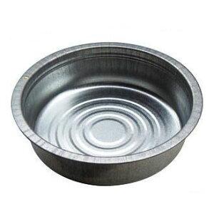 トタンタライ 60cm トタン製タライ 厚み0.4mm[金たらい かなだらい]