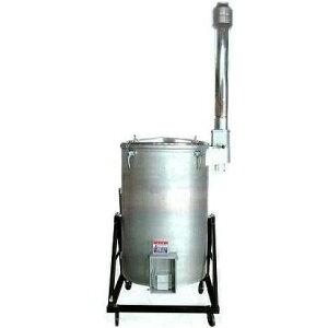 くん炭機(燻炭器)DX-574型【クン炭・木酢液づくりに!】