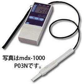 水分チェッカー mdx-1000 P03S 【smtb-ms】[水分計 瀧商店]