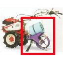 送料無料ピン1本でセット完了みのる ティラー用土壌消毒機 1条型 IDX-10