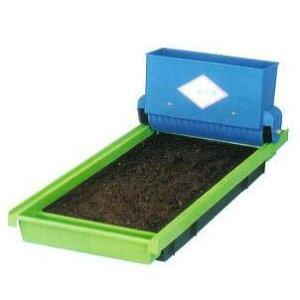 HR水稲みくに式覆土専用機 ガードレール付