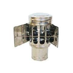 SUS430 煙突・排気筒なら瀧商店!一般の燃焼器具にも使えます。ステンレスSUS430煙突マルタ 逆...