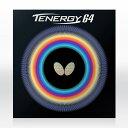 卓球 ラバー 初心者 中級者 上級者 卓球ラバー Butterfly バタフライ テナジー64 aaa0057 ネコポス便送...