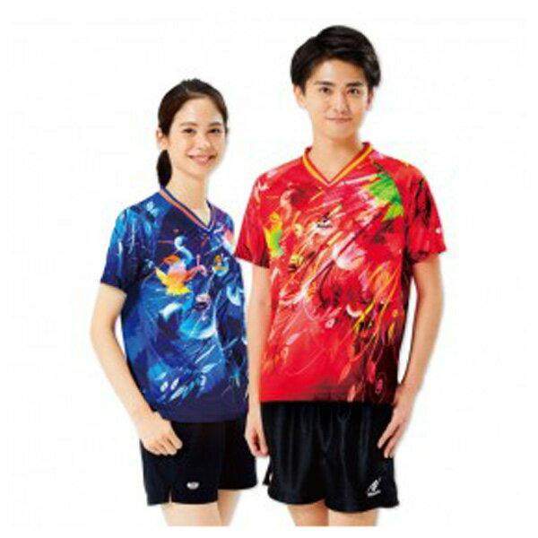 トップス, Tシャツ・カットソー Nittaku adg0183