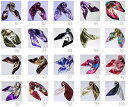 最短で翌日お届け 人気シルク調60角スカーフ 企業制服スカーフ spring scarf /ヘアバンドとしてもカバンの飾りとしてもお勧め。(柄:81?100)